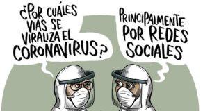 Coronavirus: entre el pánico y la estupidez