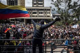 La lucha social de Colombia en la Pandemia