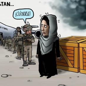 Talibanes o el paramilitarismo de Estados Unidos