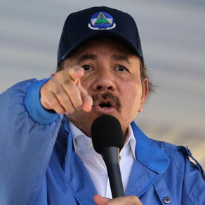 La cabaña de Daniel Ortega