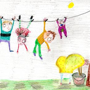 Niñez, escuelas y políticas de cuidado
