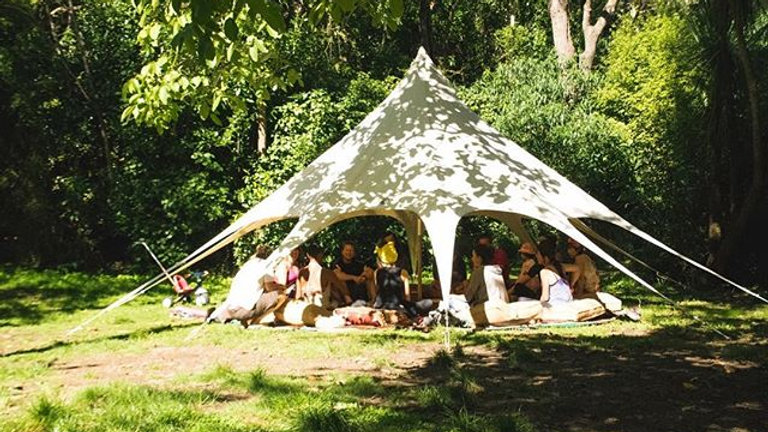 glamping, belle tent, bell tent, hire,boho, romatic, elopement, hens do, wedding
