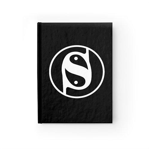 S Journal - Blank (Black)