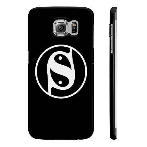 S Slim Phone Cases (Black)