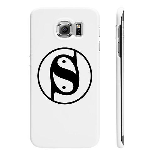S Slim Phone Cases (White)