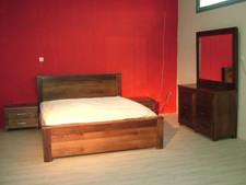 חדר שינה בטיס