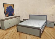 חדר שינה צח