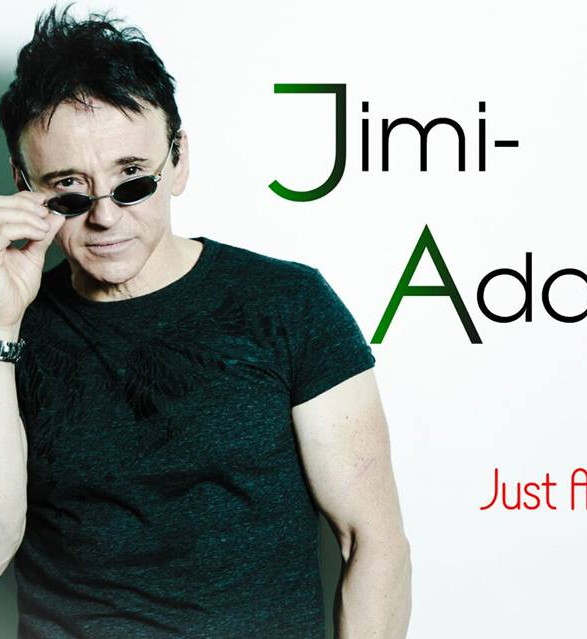 Jimi Adam Just A Taste