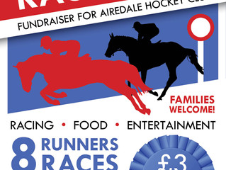 Race Night - 25th February