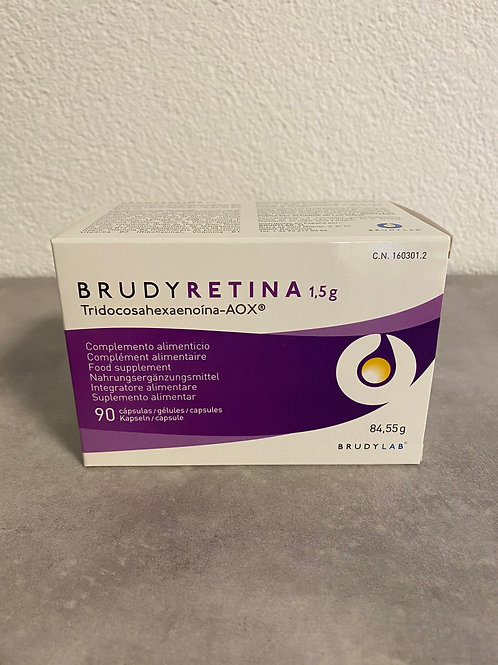 BRUDY RETINA - Antioxidantien