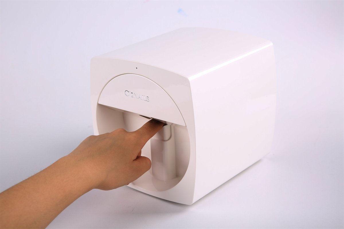 o2 Nail Printing - High Definition & Full Colour!