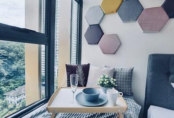 Ceylonz Suites @ Bukit Ceylon Renovation for Rental Property