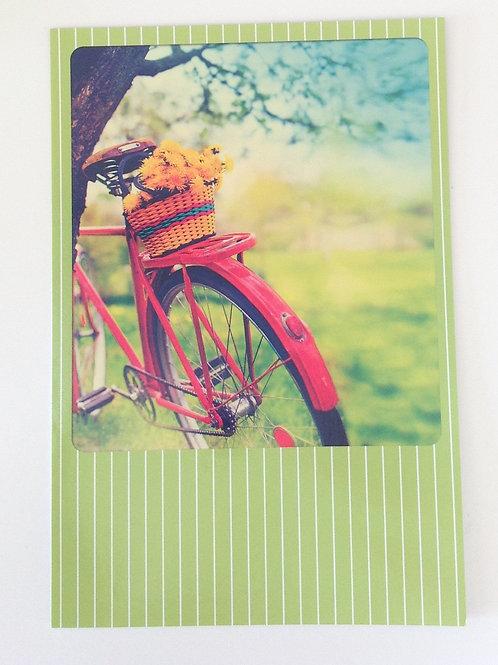 Carte Sans texte Vélo