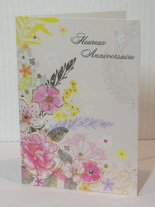 Carte anniversaire femme 0019