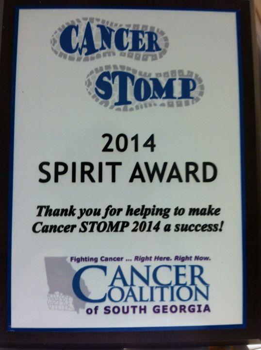 CancerSTOMP 2014