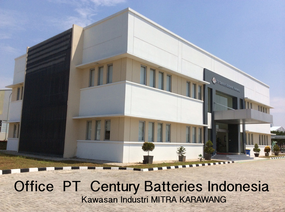 PT Century Batteries Indonesia