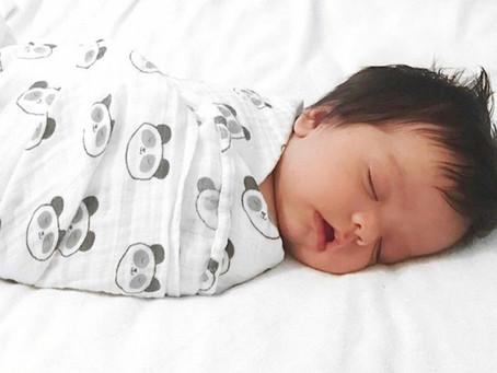Envolver al recién nacido