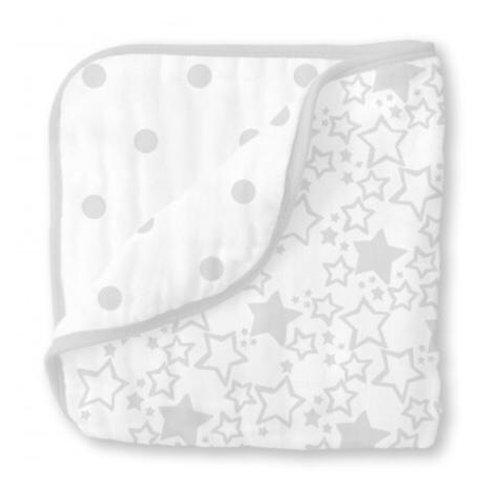 Cobertor estrellas/dots