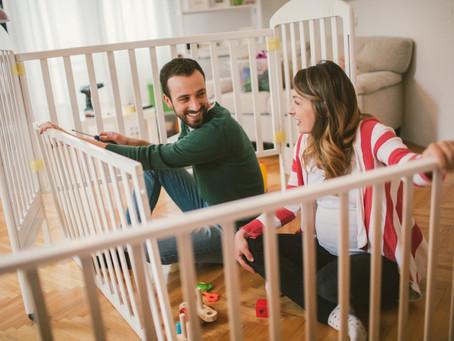 Cómo hacer de la cuna de tu bebé un lugar seguro?
