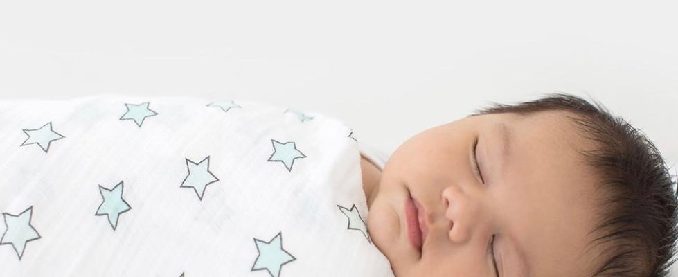 Envolver al bebé