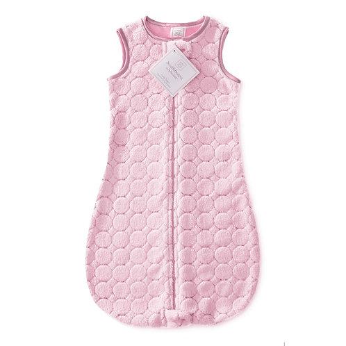 Saco para dormir acolchado Pink (6-12 meses)