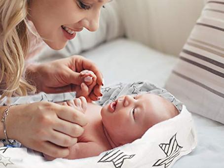 ¿Qué tiene el tejido muselina para que lleve presente siglos en los primeros meses del bebé?