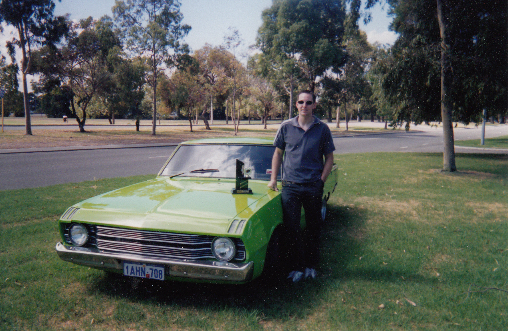 greenval and me and burnout king 2002 trophy.jpg