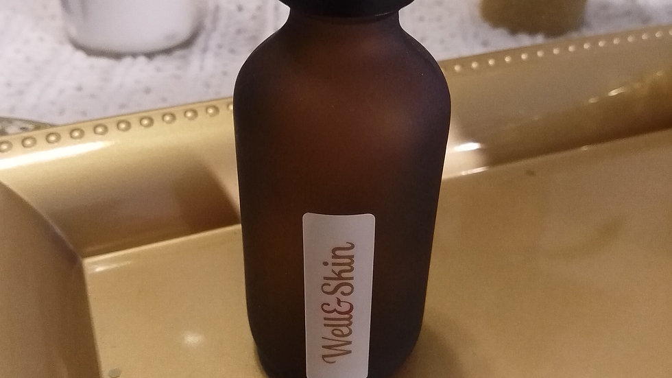 Nourish Dry Oil 2oz