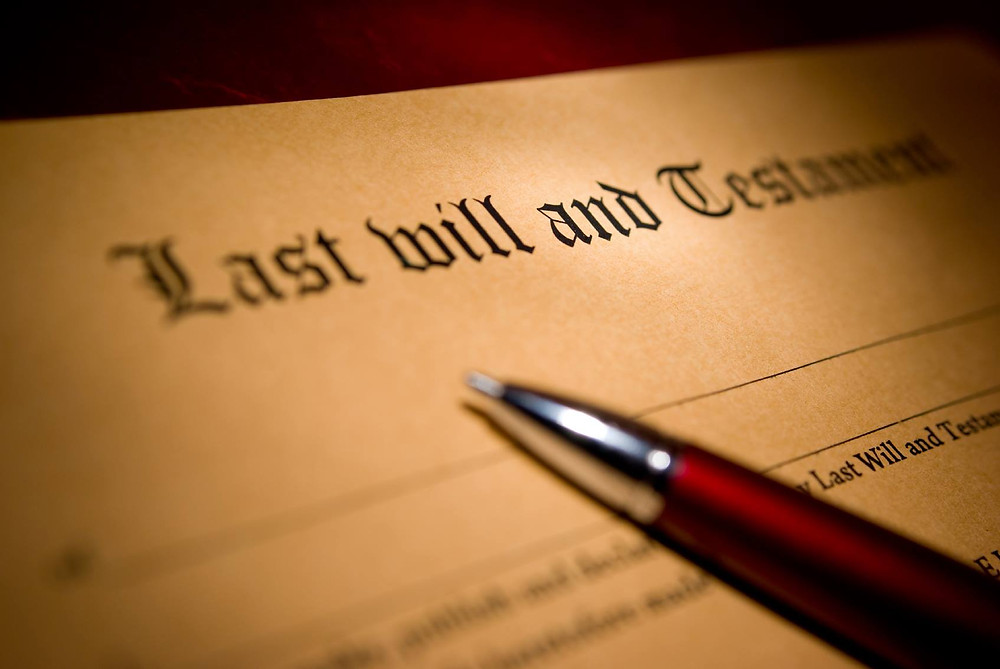 Will and Testament for Parents of Minor Children