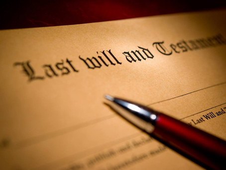 2 Reasons Why Every Parent Should Have a Will