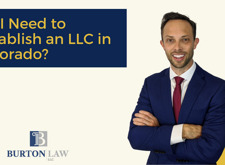 Do I Need to Establish an LLC in Colorado for My Business Based in Wisconsin?