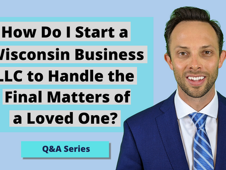 How Do I Set Up a Business for an Estate in Wisconsin?