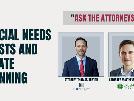 Special Needs Trusts and Estate Planning | Ask The Attorneys