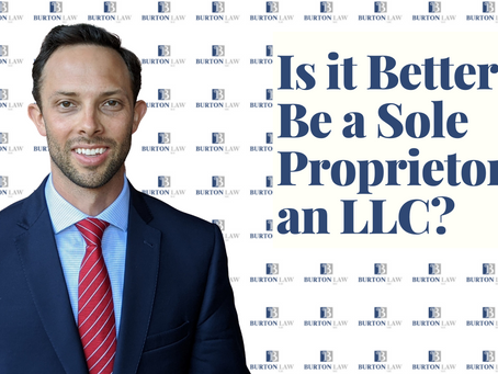 Is it Better to Be a Sole Proprietor or an LLC?