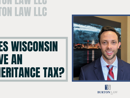 Does Wisconsin Have an Inheritance Tax?