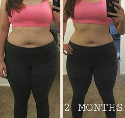 40 Pound Loss Boot Camp Transformation