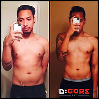 6 Pack Transformation