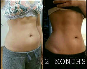 6 pack weight loss Female transformation
