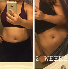 Female Flat Stomach Transformation