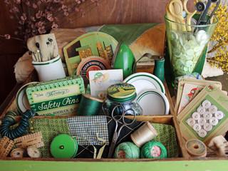 March...green treasures...