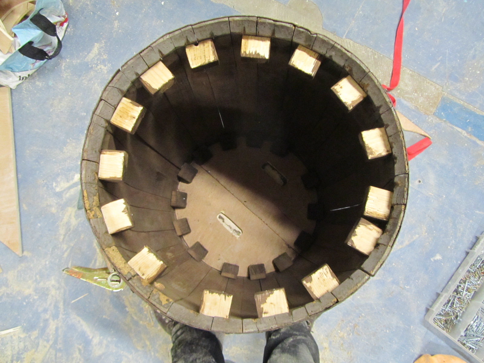 renforts structure tonneau