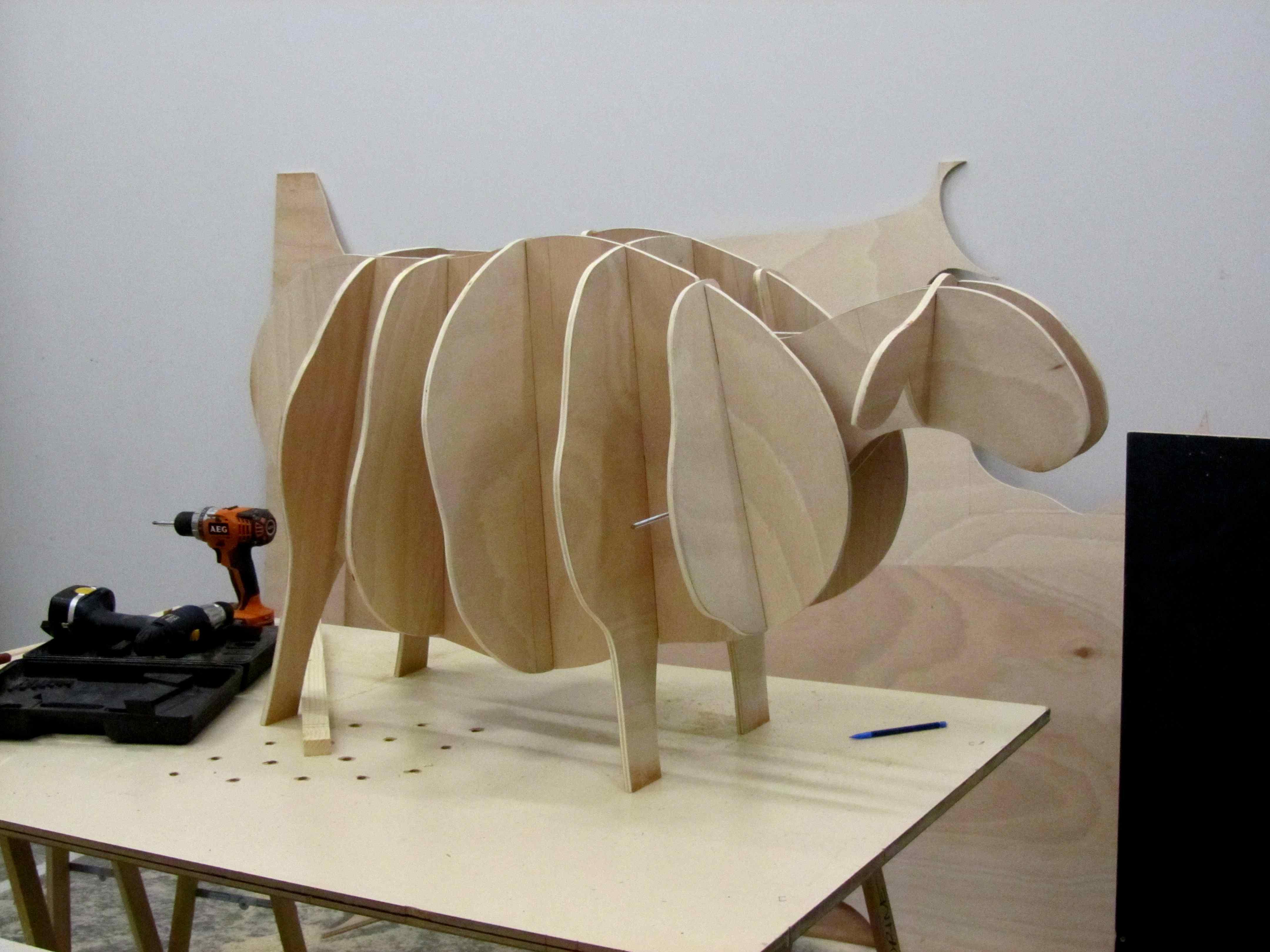 mouton construction
