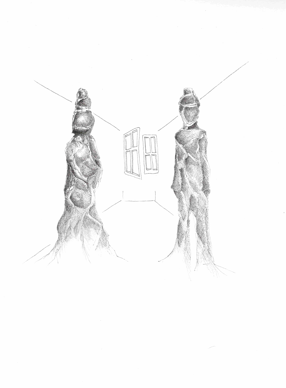 statues de sel