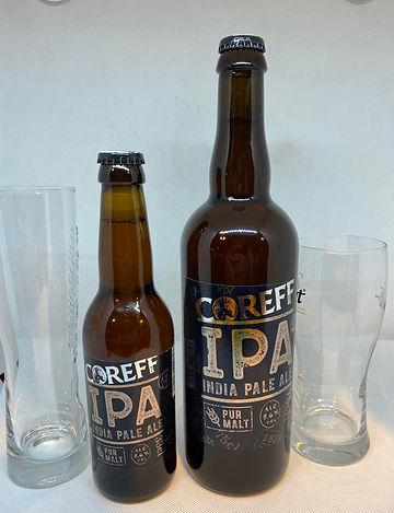 Coreff IPA bière bretonne