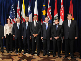Trans-Pacific Trade Deal: Divisions Over US Agenda and Social Movement Opposition May Frustrate End