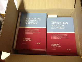 'Food for Thought': The Journal of Australian Political Economy