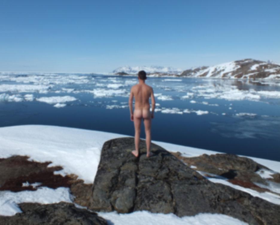 Kulusuk, Greenland. 2°C