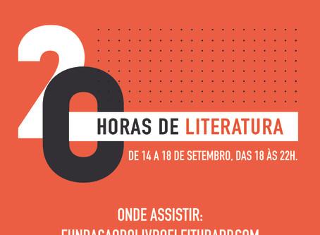 20 HORAS DE LITERATURA
