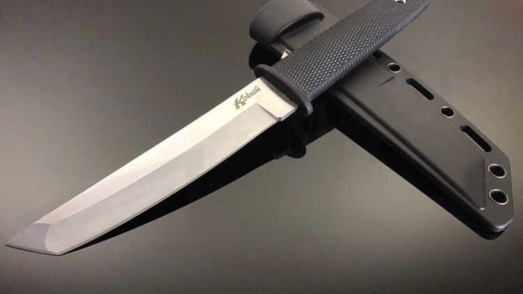 KOBUN  COLD STEEL TANTO