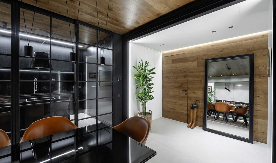 The raw apartment -Makridis architects